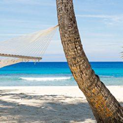 Beach and Hammock, Fiji