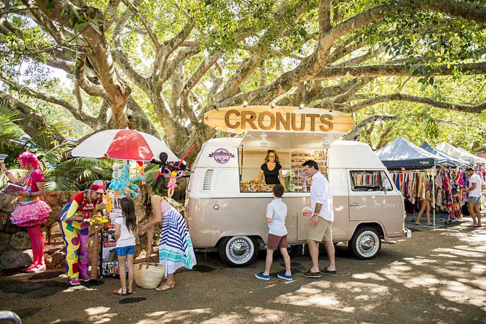 Enjoy a trip to Eumundi Markets in the Sunshine Coast, Queensland, Australia