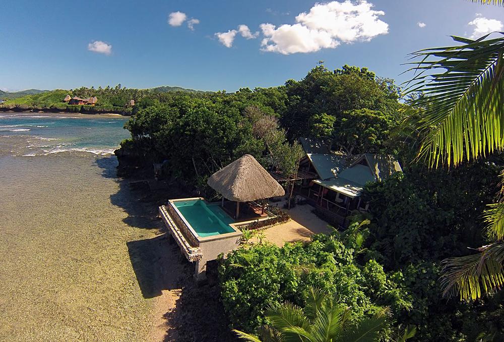 Savasi Island Resort's Coral Villa 5, Fiji