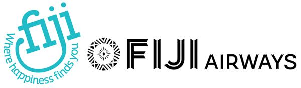 Tourism Fiji and Fiji Airways Logos