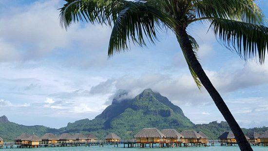 Kelly Marshall - Bora Bora, Islands of Tahiti (French Polynesia)