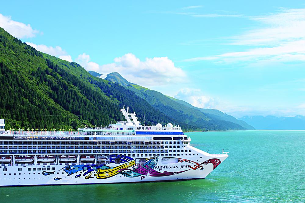 The Norwegian Jewel Cruise Line