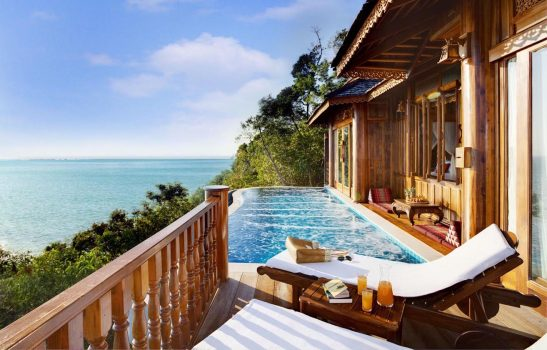 Santhiya Resort Koh Yao Yai - outdoor patio