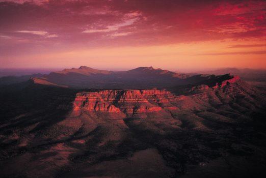 Wilpena Pound, Flinders Ranges National Park