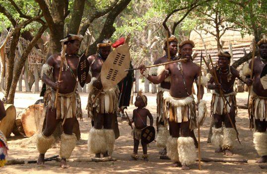 Zululand Cultural Interaction, KwaZulu-Natal, South Africa
