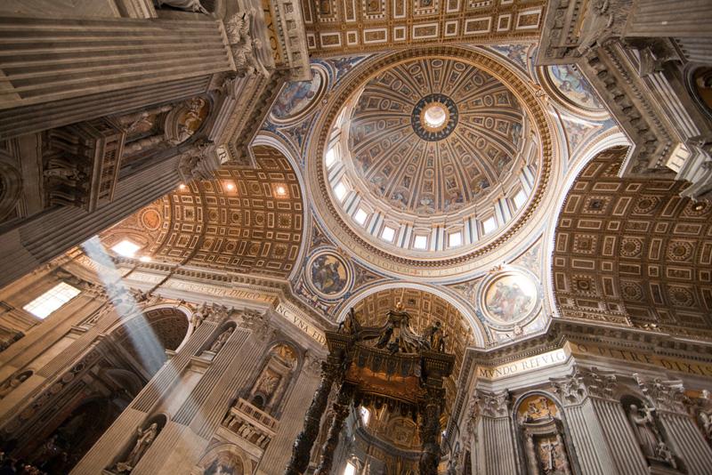 St. Peter's Basilicaw, Vatican
