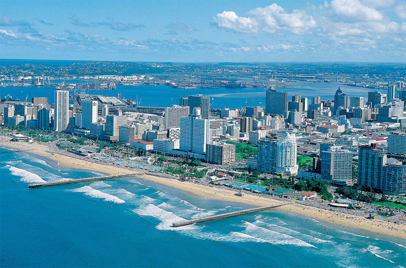 Durban's Golden Mile