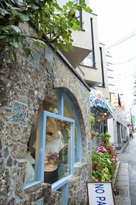 Shops near Shimokitazawa