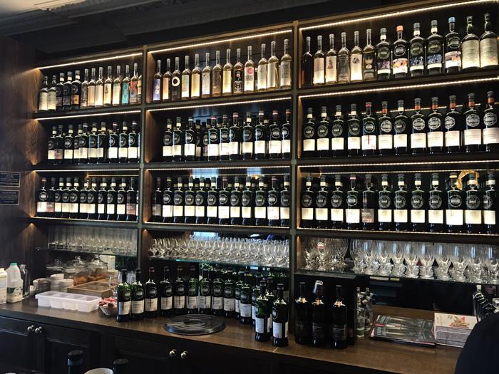 Scotch Society collection of Scottish Whiskeys