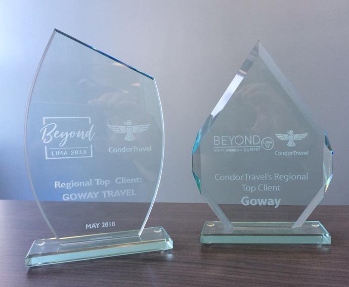Goway Condor Travel Award