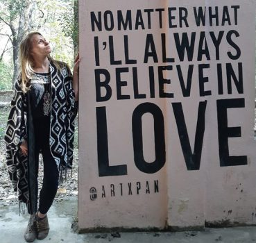Beatles Ashram Love