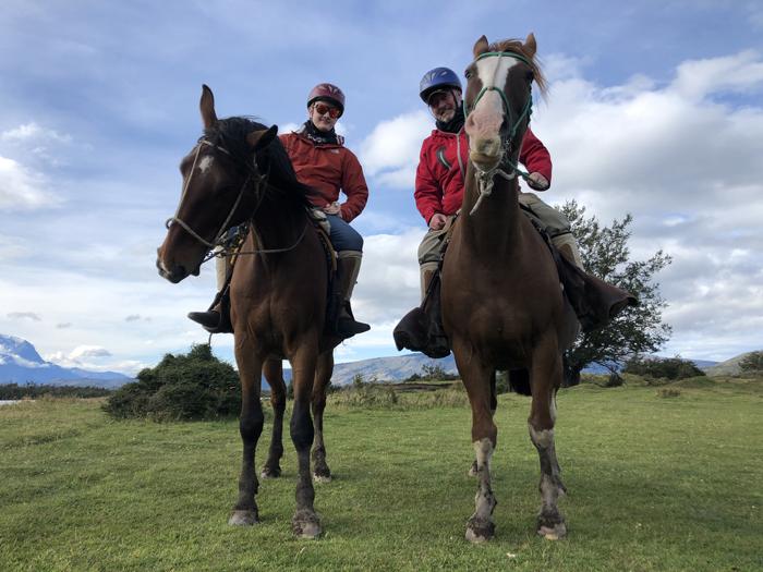 Gauchos in Chile